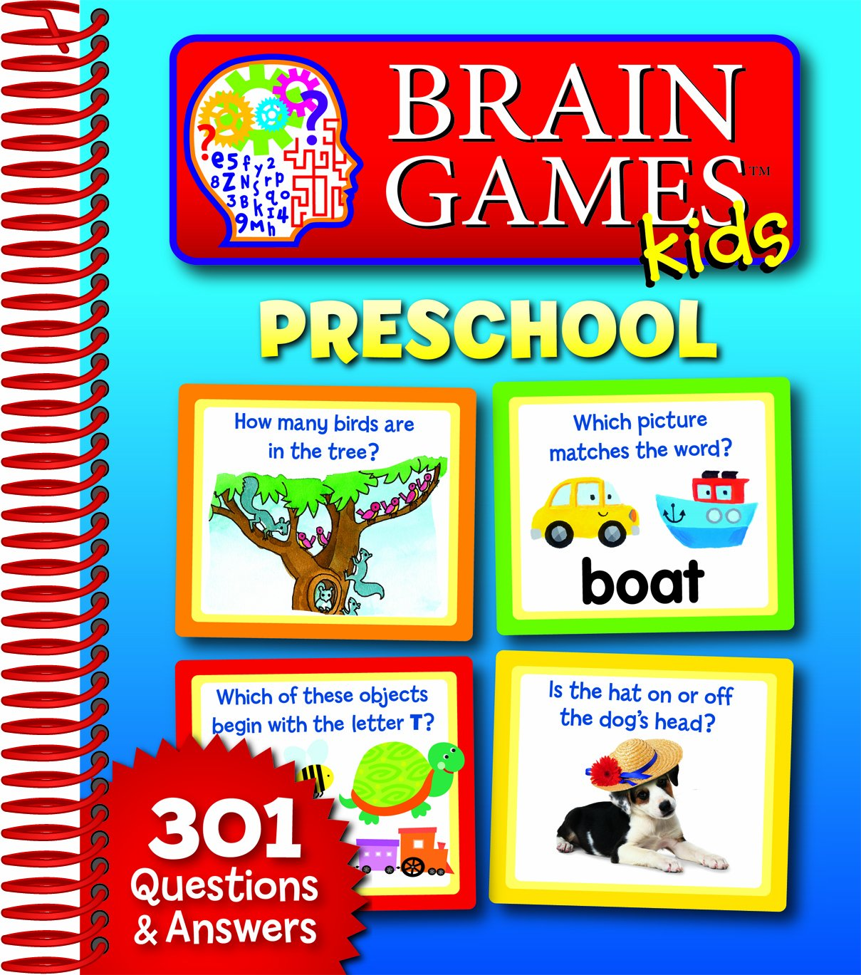 Brain Games Kids Preschool Editors Of Brain Games