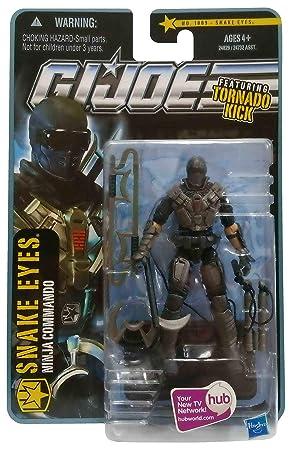 Hasbro G.I Joe búsqueda de Cobra Serie Snake Eyes (Ninja ...