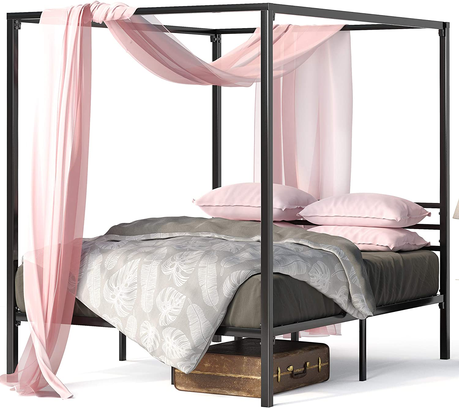 Image result for canopy bed frame