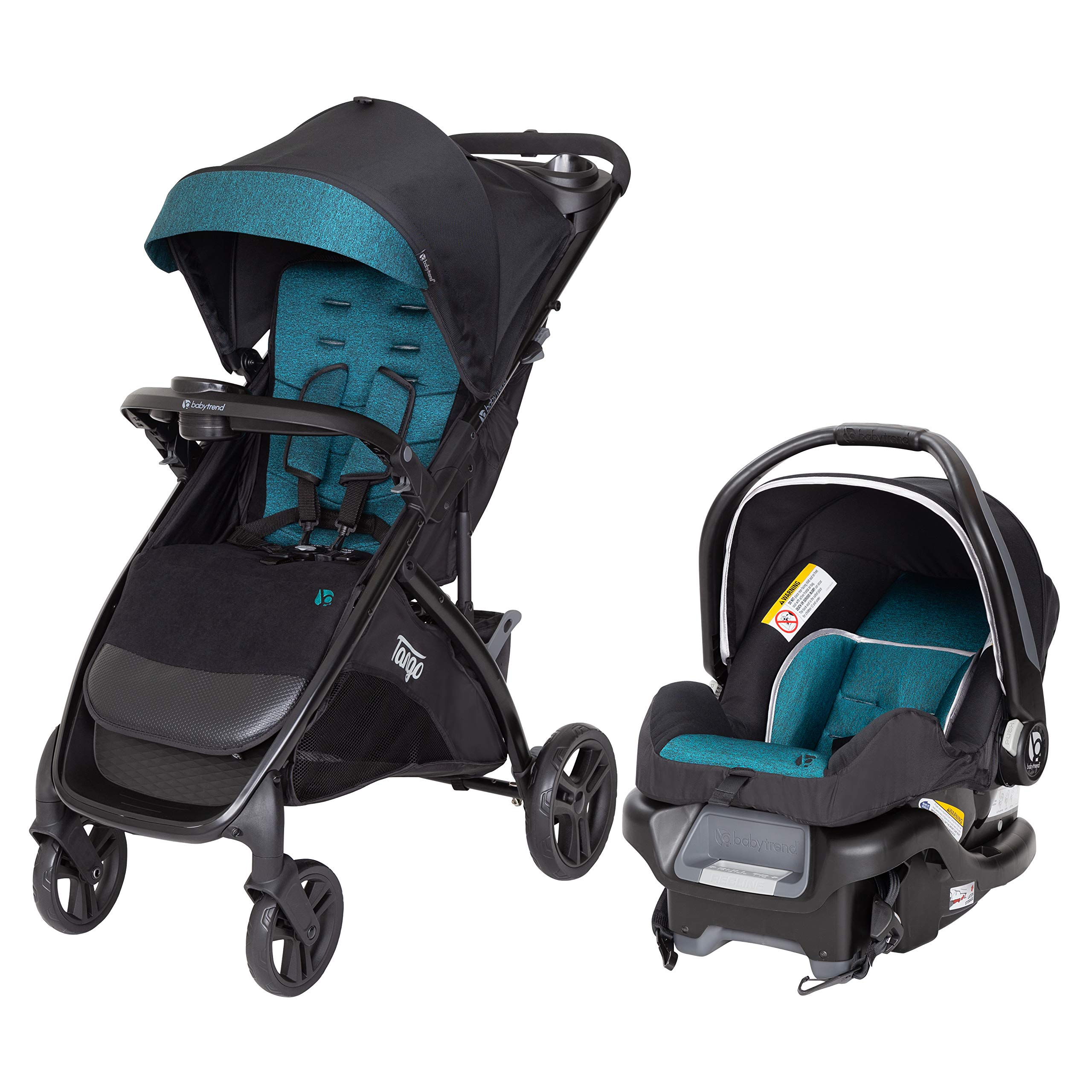 Baby Trend Tango Travel System, Veridian by Baby Trend