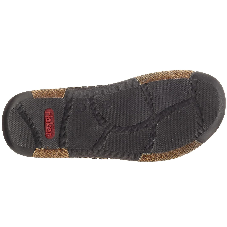 9d3ffcb8d076 Rieker Herren 29592 Mules   Clogs-Men Pantoletten, (schwarz   00), 40 EU   Amazon.de  Schuhe   Handtaschen
