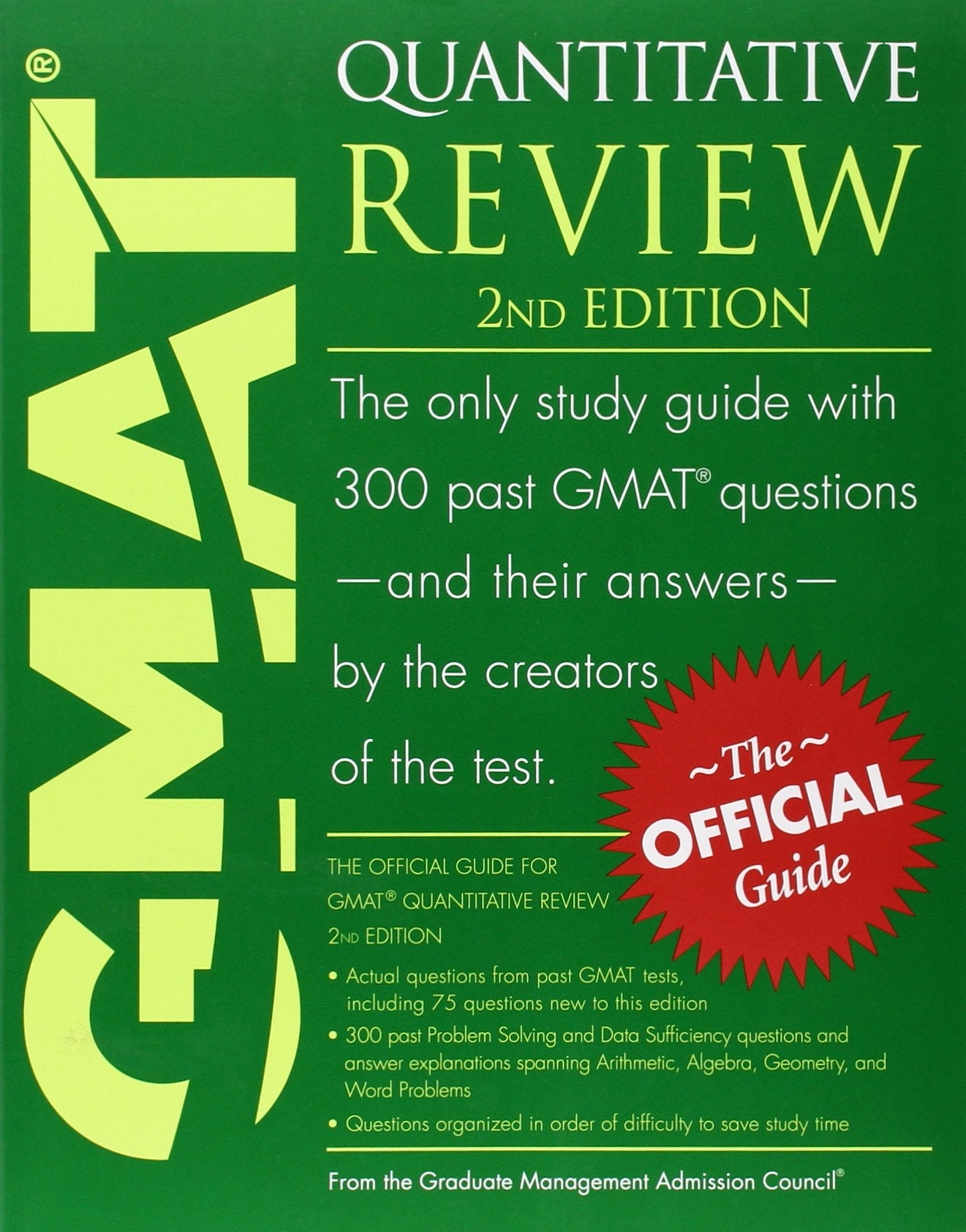Pdf download) the official guide for gmat quantitative review 2nd.
