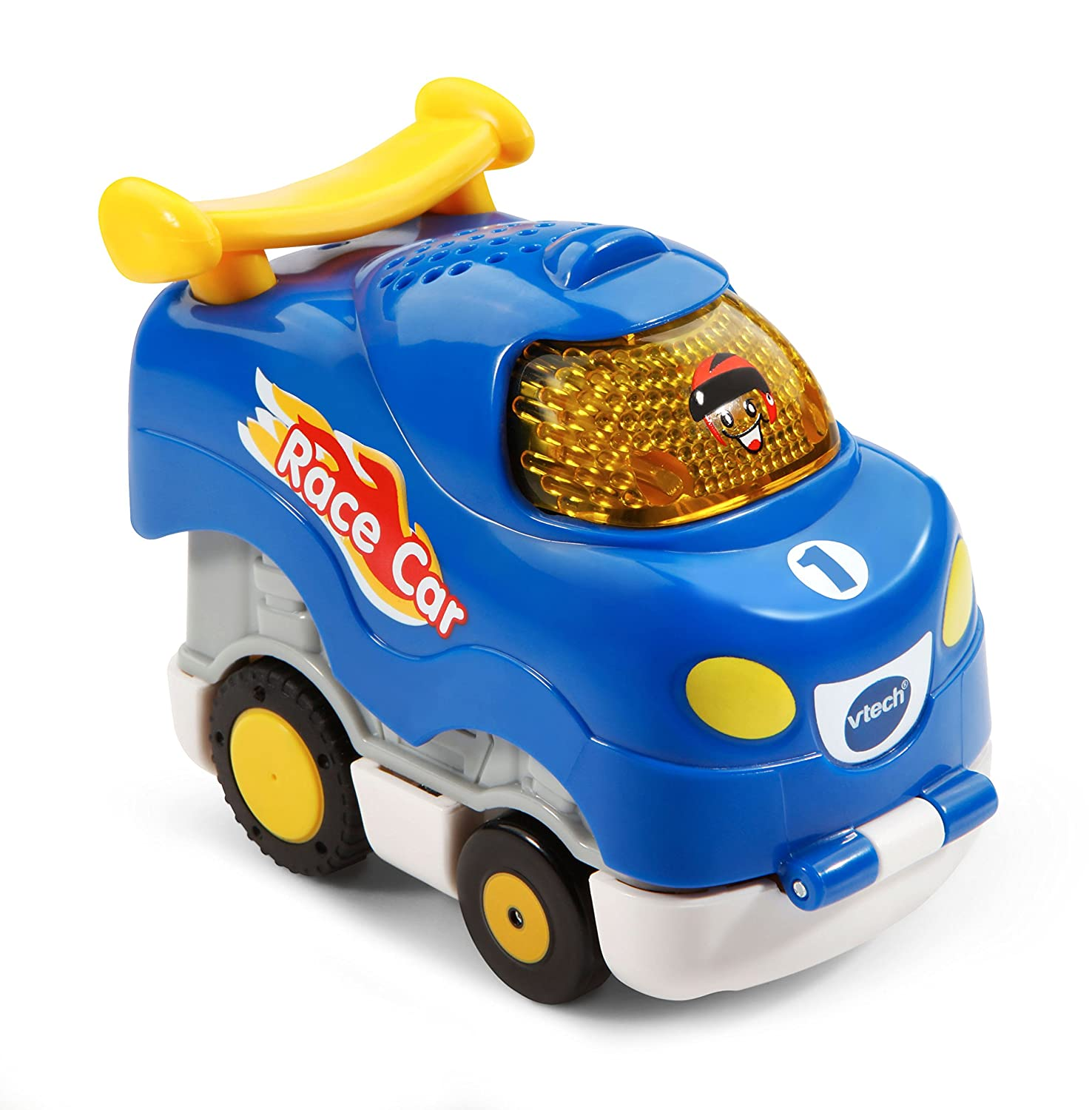 VTech Go Go Smart Wheels Press and Race Race Car