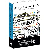 Waddingtons Number 1 35866 Friends Playing Cards