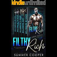 Filthy Rich: A Five-Book Billionaire Romance Box Set