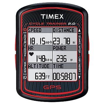Cycle Deportivo Timex System Ironman Trainer T5k615 Reloj Bodylink dCBxeo