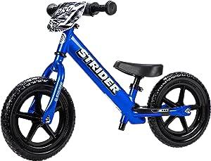 Strider - Bicicleta deportiva de equilibrio de 12 años, de 18 ...