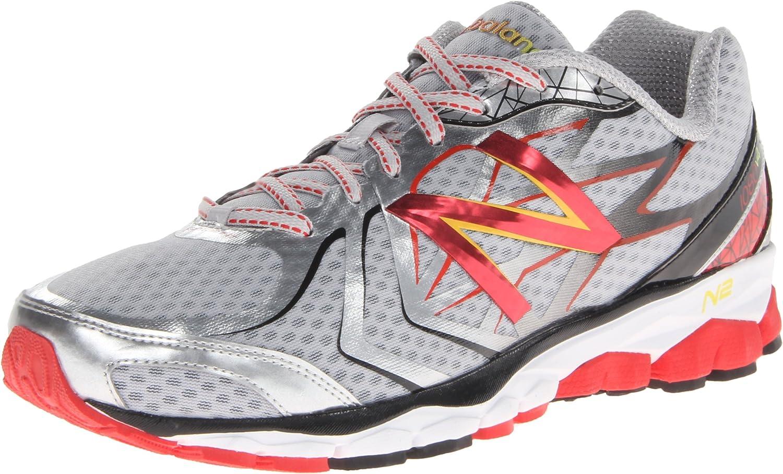 New Balance M1080 D V4 M1080 Running Shoe-M - Zapatos de Tela para Hombre, Color Plateado, Talla 40.5: Amazon.es: Zapatos y complementos