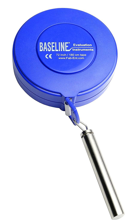 72 72 Fabrication Enterprises Baseline 12-1203 Baseline Measurement Tape with Gulick Attachment