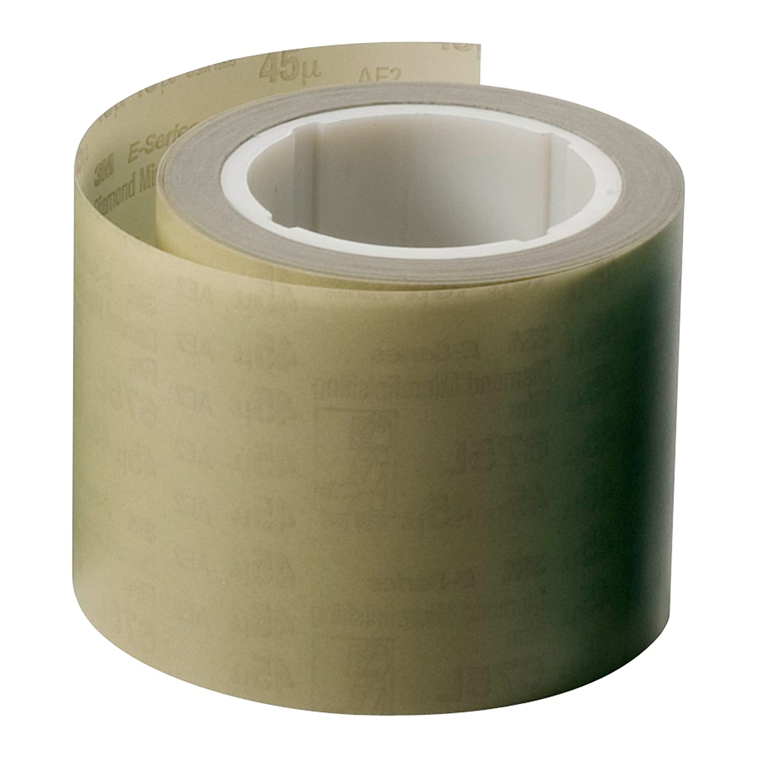 1 per case 4 in x 50 ft Gray//Yellow 3M Make to Order Items x 3 in 45 Micron ASO Keyed Core 60 in Feed 3M 27397-case Diamond Micro Finishing Film Roll 675L
