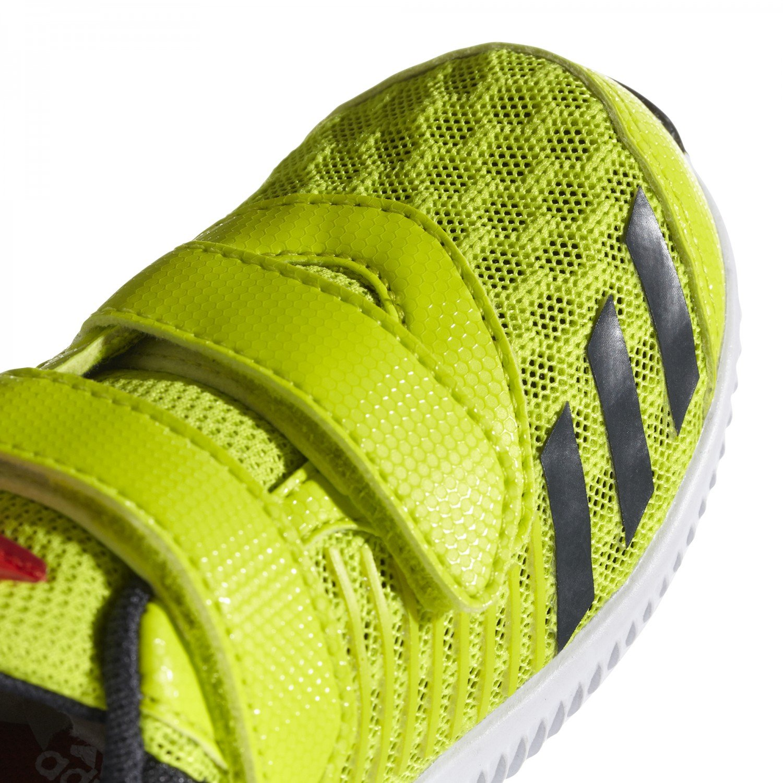 hot sale online d0cfd 0db9c Adidas Fortarun Cool CF I, Pantofole Unisex – Bimbi 0-24 Pantofole Unisex  - Bimbi 0-24 CP9518