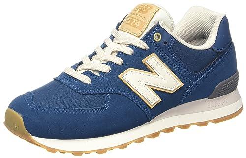 New Balance 574v2, Zapatillas para Hombre, Azul (Azul/Ml574Oub), 42 EU: MainApps: Amazon.es: Zapatos y complementos