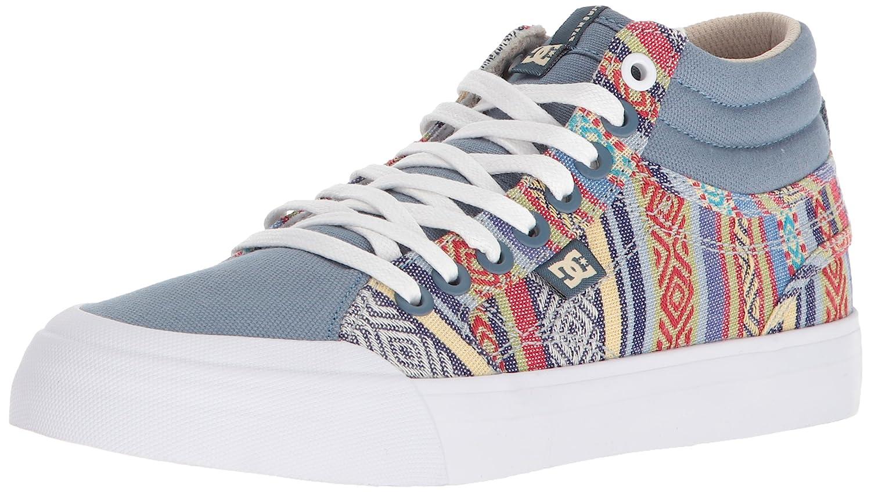 DC Women's Evan Hi Tx Se W Skate Shoe B0758TF84G 9.5 B B US|Multi