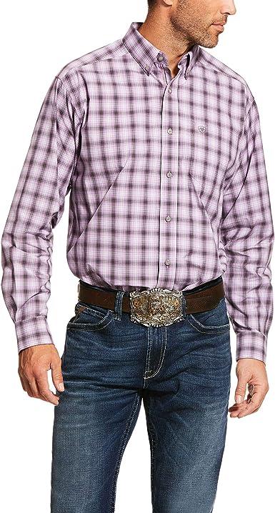 ARIAT Pro Series Frankfort Classic Fit Camisa para hombre ...