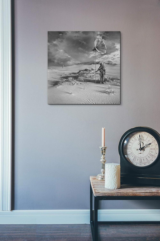 Epic Graffiti Argonauci Giclee Canvas Wall Art 18 x 18 Grey EPIC-CA1818939