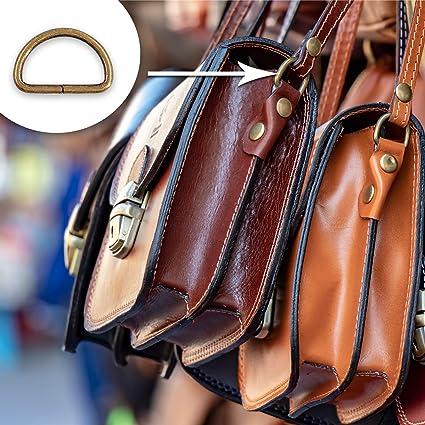 25 mm D Anneaux Boucles De Fermeture Sangle Pet Colliers Arts and Crafts handbags