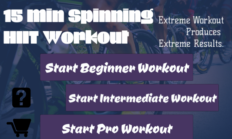 15 min Spinning HIIT Workout: Amazon.es: Appstore para Android
