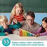 Melissa & Doug 9272 Add & Subtract Abacus Toy