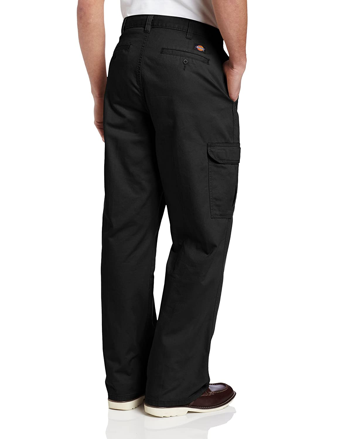 Dickies Mens Loose Fit Cargo Work Image 2