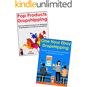 DROPSHIP MASTERY: Create a Physical Product Dropshipping Business from Absolute Scratch… Pop Products & Ebay Selling…