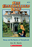 The Baby-Sitters Club #35: Stacey and the Mystery of Stoneybrook (Baby-sitters Club (1986-1999))