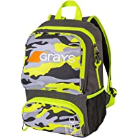 GRAYS GX50 Mochila Camo Amarillo (2018/19), Camo Yellow