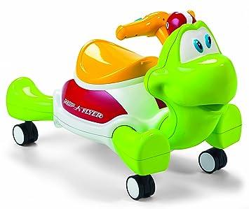 amazon com radio flyer turbo turtle toys games
