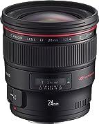 Canon 単焦点広角レンズ EF24mm F1.4L II USM