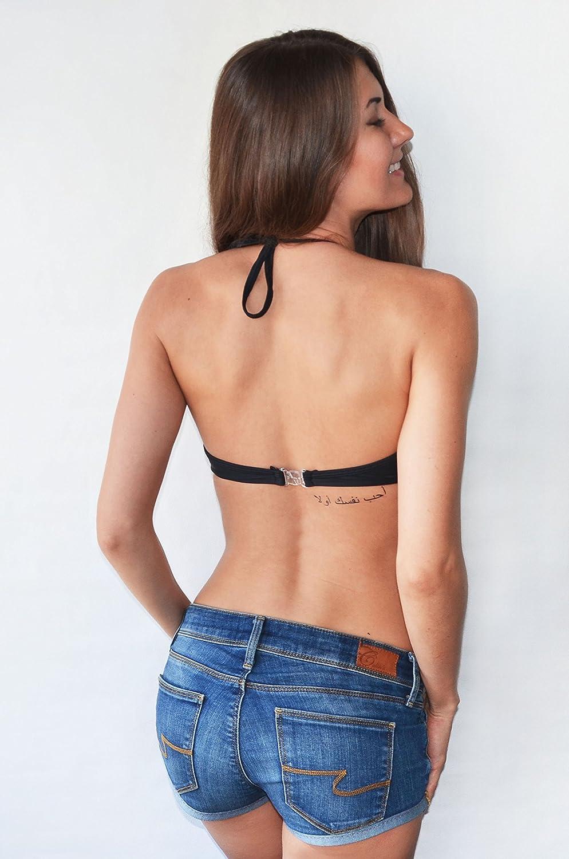 f098762f6 Amazon.com : Selena Gomez Inspired Temporary Tattoos Sheet : Beauty