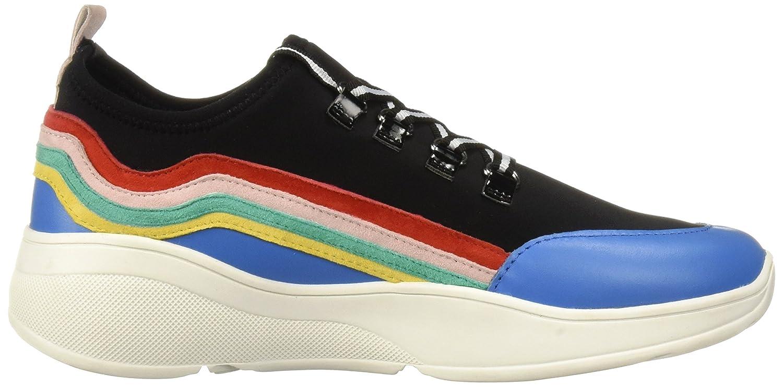 Steve Madden Women's Cavo US|Black/Multi Sneaker B079M4HMGW 8.5 B(M) US|Black/Multi Cavo ae1e39