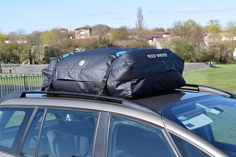 P.I. Auto tienda roofmaster - PREMIUM para techo de coche carga bolsa 480L. Nuevo diseño de 2017. Resistente al agua: Amazon.es: Coche y moto