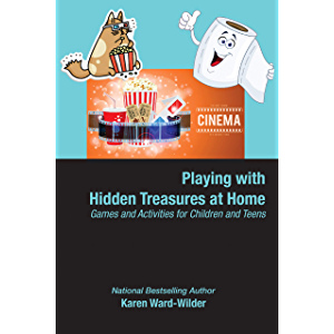 Playing with Hidden Treasures, Games and Activities for Children and Teens