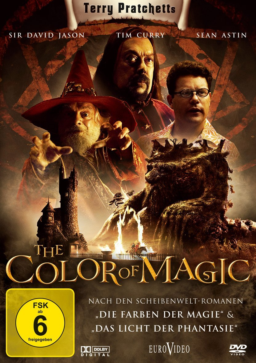 the color of magic amazonca dvd - The Color Of Magic Book