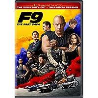 F9: The Fast Saga - Director's Cut DVD + Digital