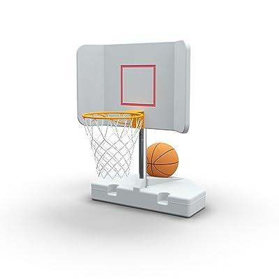Pool Shot Wing-It Poolside Basketball Hoop with Winged Backboard: Sports & Outdoors [5Bkhe1003018]