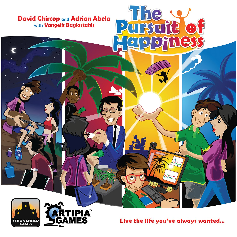 Unbekannt Arti piagames arp00163 - Pursuit of Happiness Parte ...