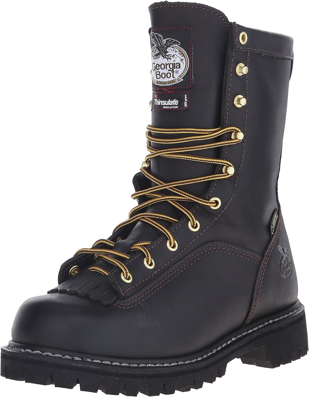 Georgia Winter Work Boots