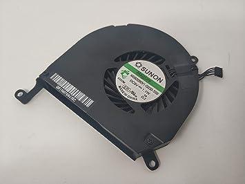 COMPRO PC Ventilador de refrigeración para Apple Macbook Pro A1286 ...
