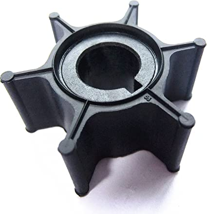 6G1-44352-00-00 Water Pump Impeller for Yamaha Outboard 6//8 HP Sierra 18-3066
