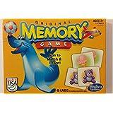 Hasbro Original Memory Card Game