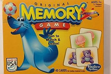 amazon com original memory toys games