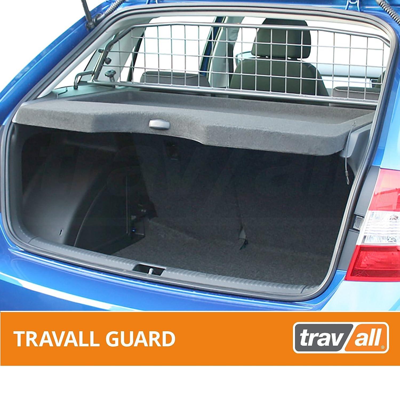 Travall® Guard Hundegitter TDG1425 – Maßgeschneidertes Trenngitter in Original Qualität