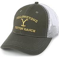 Yellowstone-Dutton-Ranch Men's Adjustable Hat Fashion Hat Sunshade Protection