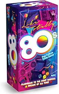 product image for Like Totally 80's - Pop Culture Trivia Game