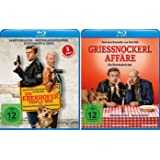 Eberhofer - 4 Filme Set ( Triple Box + Grießnockerlaffäre ) - Deutsche Originalware [4 Blu-rays]