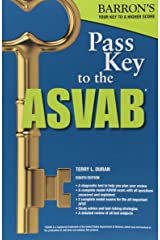 Pass Key to the ASVAB, 8th Edition (Pass Key to the ASVAB (Barron's)) Paperback