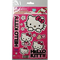 Kaufmann 'Hello Kitty' sticker set for the car, Pack of 1