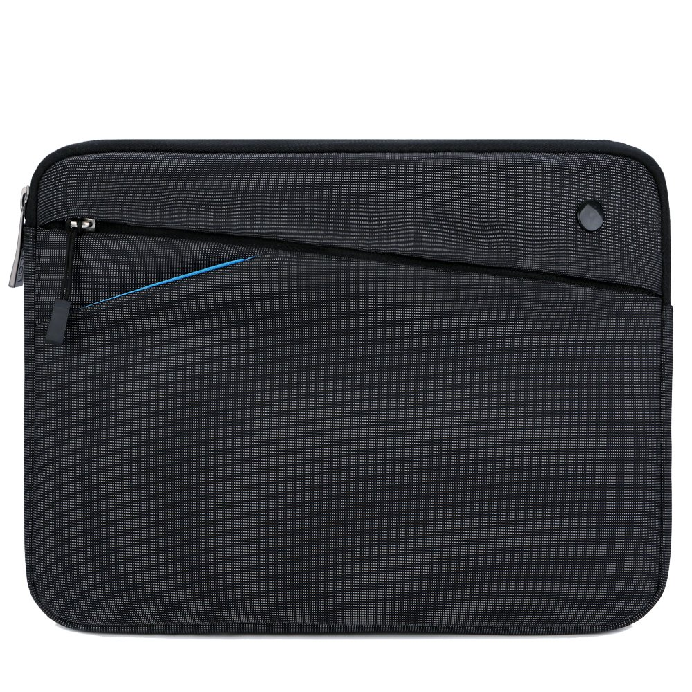 Feacan Shockproof Tablet Sleeve Case for 11 inch New iPad Pro   iPad Pro 10.5 inch   9.7'' New iPad   10'' Surface Go   iPad Air 2   Samsung Galaxy Tab 10.1'' Bag, fit Apple Pencil Smart Keyboard, Black by Feacan
