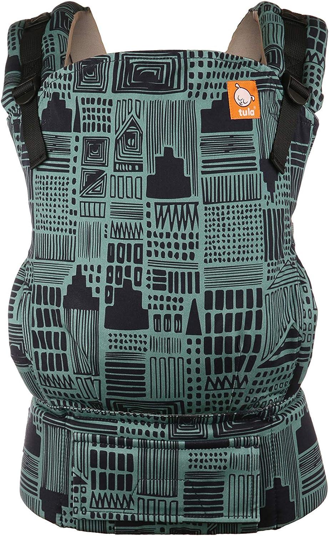 Cityscape-Toddler Size 25-60 Pounds Tula Ergonomic Carrier