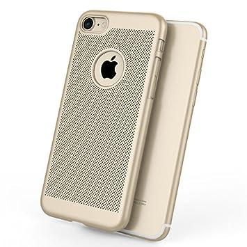 3e45cbad304 VELLYOU [2-en-1] iPhone 7 Plus Matte Funda de Panal Ultra-Delgado ...